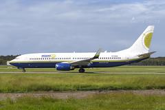 N739MA B738 MIAMI AIR  YBBN (Sierra Delta Aviation) Tags: fiji airways miami air international brisbane airport boeing b738 ybbn n739ma