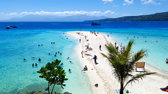 Sumilon island - Philippines (Valdy71) Tags: philippines sumilon island cebu blue sea seascape seaside clean warer paradise valdy nikon travel beach beauty beautiful