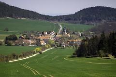 Blick vom Reinsberg auf Reinsfeld // Thüringen (seyf\ART) Tags: nikkor470210schiebezoom thüringen