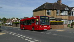 A Change In Scenery (londonbusexplorer) Tags: metroline west adl enviro 200 dart de1625 yx58fpg 331 uxbridge ruislip tfl london buses