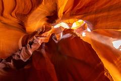 Antelope Canyon - Page, AZ (mikerastiello) Tags: antelopecanyon pagearizona pageaz page arizona az slotcanyon slotcanyons tsébighánílíní theplacewherewaterrunsthroughrocks hazdistazí lowerantelopecanyon