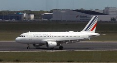 F-GRHD (AIR FRANCE) A319-111 AMS 130519 (kitmasterbloke) Tags: aircraft aviation transport outdoor europe jet schiphol ams amsterdam
