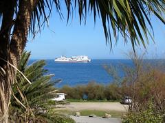 19 04 16 BF Connemara Roscoff (1) (pghcork) Tags: brittanyferries brittany bretagne roscoff connemara ferry ferries carferry 2019