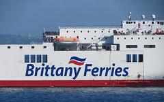 19 04 16 BF Connemara Roscoff (7) (pghcork) Tags: brittanyferries brittany bretagne roscoff connemara ferry ferries carferry 2019
