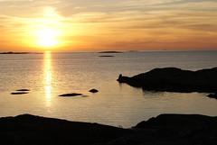 fotö (helena.e) Tags: helenae husbil rv motorhome älsa påsk fotö solnedgång sunset water vatten