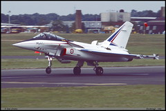 RAFALE 01 Farnborough septembre 1988 (paulschaller67) Tags: rafale 01 farnborough septembre 1988