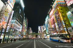 Akihabara (takashi_matsumura) Tags: akihabara tokyo japan night ngc nikon d5300 street 秋葉原 afp dx nikkor 1020mm f4556g vr