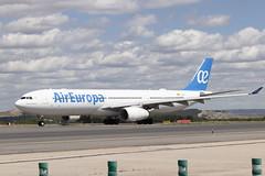 IMG_8669 (Pablo_90) Tags: plane planespotting lemd mad spo spotting airbus bo boeing a320 a330 a380 b737 b787 airport aircraft