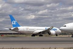 IMG_8525 (Pablo_90) Tags: plane planespotting lemd mad spo spotting airbus bo boeing a320 a330 a380 b737 b787 airport aircraft