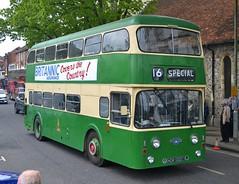 HOR 592E (tubemad) Tags: hor592e roe leyland atlantean fokab winchester bus rally preserved
