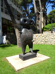 Joan Miró - Personnage - 1970