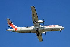 Hop! F-GVZP ATR 72-500 (72-212A) cn/494 @ LFPO / ORY 12-03-2015 (Nabil Molinari Photography) Tags: hop fgvzp atr 72500 72212a cn494 lfpo ory 12032015