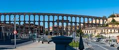 Segovia panoramica (joselecontreras) Tags: españa motivos panoramica segovia