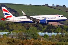 G-TTNB (GH@BHD) Tags: airbus a320 a320200 a320251 neo a320251neo britishairway ba baw gttnb speedbird shuttle unionflag aircraft aviation airliner bhd egac belfastcityairport