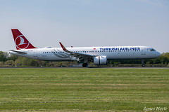 Turkish Airlines TC-LSD A321 Neo at Manchester Airport 19-04-19 (JH Aviation and Railway Photography) Tags: manchester manchesterairport airliner airport aircraft aviation airways airlines aviationviewingpark avp southside egcc jetliner jet jets