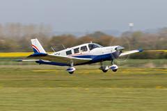 G-BBFV Piper PA-32-260 Cherokee Six (amisbk196) Tags: airfield aircraft headcorn amis flickr 2019 unitedkingdom kent uk lashenden gbbfv piper pa32260 cherokee six