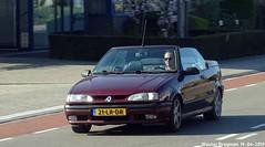 Renault 19 cabriolet 1993 (XBXG) Tags: 21lrdr renault 19 cabriolet 1993 renault19 r19 cabrio convertible roadster tourer flevolaan weesp nederland holland netherlands paysbas youngtimer old classic french car auto automobile voiture ancienne française france frankrijk vehicle outdoor