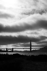 cloud rolls (light's eyes) Tags: east beach san francisco sf sanfrancisco marina clouds goldengate golden gate marine layer bridge