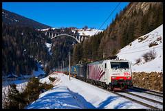Lokomotion 189 904, St. Jodok 09-02-2018 (Henk Zwoferink) Tags: stjodok henkzwoferink lomo lm lokomotion rtc railtractioncompany siemens 189904 br189stafflachtirolaustria