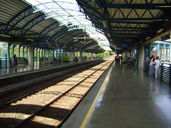 Medellín, Colombia (amoliname) Tags: colombia kolumbien medellin medellín antioquia tren train station estacion estación