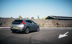 2015 Volvo V40 2.0 D2 R-Design (Rick Bruinsma) Tags: volvo v40 rdesign d2 freja osmium grey 17