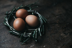 Easter eggs (pierfrancescacasadio) Tags: aprile2019 21042019840a9118 pasqua easter happyeaster uova eggs egg moody 50mm