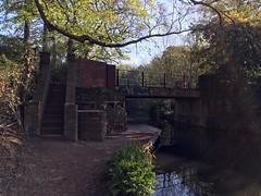 Heath Vale Bridge, Basingstoke Canal @Ash (Kris Davies (megara_rp)) Tags: basingstoke canal waterway ash surrey