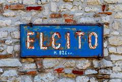 Elcito (Strocchi) Tags: elcito macerata hiking trekking label canon eos6d 24105mm