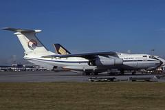 UR-76408 (Pacific Cargo) (Steelhead 2010) Tags: pacificcargo il76 ilyushin cargo il76md mel urreg ur76408