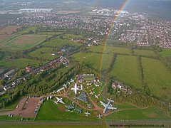 Aeroport. (I am albutross) Tags: aeroport airport albutross rainbows