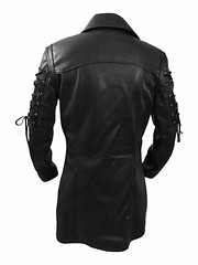 New Steampunk Gothic Black Leather Matrix Trench Coat 3 (stanley.kathy95) Tags: cafashion usfashion gifts trenchcoat menfashion boysfashion gothiccoat menjacket menclothing boysclothing menswear bikers bikerboys lovers fans shopping stylish costume superhotfashion parties casual love elegant awesome leatherjackets