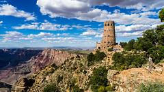 Towering (Jim Nix / Nomadic Pursuits) Tags: arizona grandcanyon jimnix lightroom nomadicpursuits sony sonya7ii clouds landscape travel