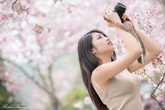 DSC_2767 (Robin Huang 35) Tags: 艾森 eisen 恩愛農場 拉拉山 櫻花 sakura 人像 portrait lady girl nikon d850 fujifilm xt2 相機 camera