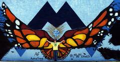 Mineral Wells Texas (Tear Drop Reflections Photography) Tags: mineral wells texas mineralwellstexas mineralwells smalltown mural