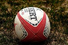 0009083 (To all that visit, Thank you) Tags: rugby ball field gilbert sport millidgeville highschool nbphoto saintjohn saintjohnnb nb canada ©allrightsreserved