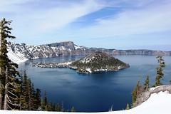 USA- OR - Crater Lake NP (mda'skaly) Tags: lake ccr craterlake landscape oregon americanlandscape usanationalpark