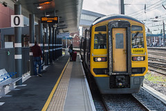 158909, Doncaster (JH Stokes) Tags: 158909 class158 northernrail doncaster eastcoastmainline ecml sprinters dmu dieselmultipleunits trains trainspotting tracks transport railways photography railroads
