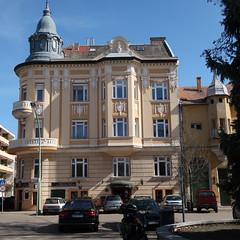 Szapáry Street in Szolnok 100 (Andras Fulop) Tags: szolnok hungary canon travelphotography building architecture