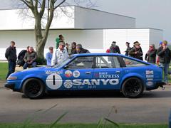 1984 Rover 3500 SD1 (jane_sanders) Tags: goodwood motorcircuit westsussex sussex 77thmembersmeeting 77mm membersmeeting rover3500sd1 rover 3500 sd1 gerrymarshalltrophy