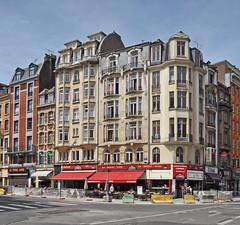 2018 Frankrijk 0263 Lille (porochelt) Tags: lille frankrijk rijsel nord59 hautsdefrance france francia frankreich mel brasserie lexpress