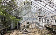 Porcelain Manor (Baldran) Tags: abandoned rural ruin decay derelict mansion urban exploration