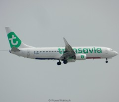 DSCN8009edited (wassef's Pictures) Tags: fgzhs boeing b738 transaviafrance