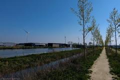 Waterliniepad Houten & Nieuwegein (Maarten Kerkhof) Tags: fujifilmxe2 kazematten lekkanaal liniedijk nieuwehollandsewaterlinie w xe2