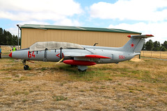 ZK-SSU Christchurch 28/02/17 (Andy Vass Aviation) Tags: christchurch l29 delfin zkssu