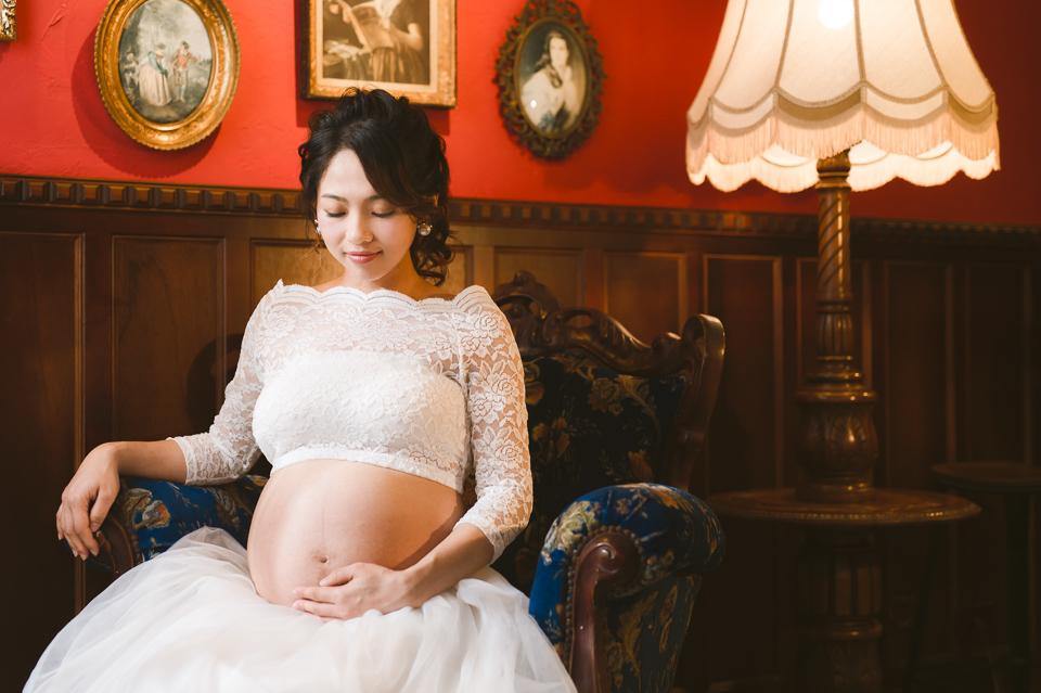 台南孕婦寫真 甜美孕媽咪小芳 031