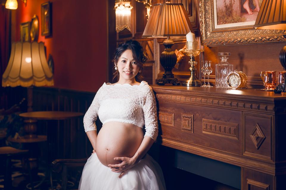 台南孕婦寫真 甜美孕媽咪小芳 037