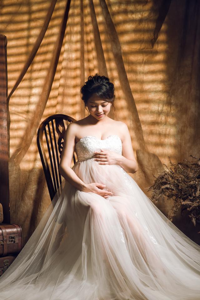 台南孕婦寫真 甜美孕媽咪小芳 020