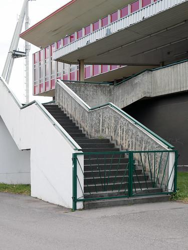 Die Treppe. / 13.05.2019