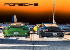 Porsche GTs (The Big Photog) Tags: porsche gts gt3rs 911