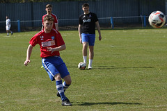 17 (Dale James Photo's) Tags: boston town football club poachers newport pagnell fc swans future lions united counties league premier division tattershall road non